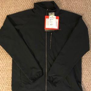 Marmot men's L soft shell stretch jacket NWT